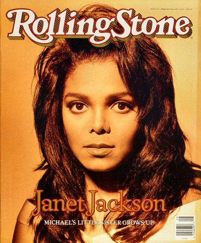 Rolling Stone Magazine February 22, 1990