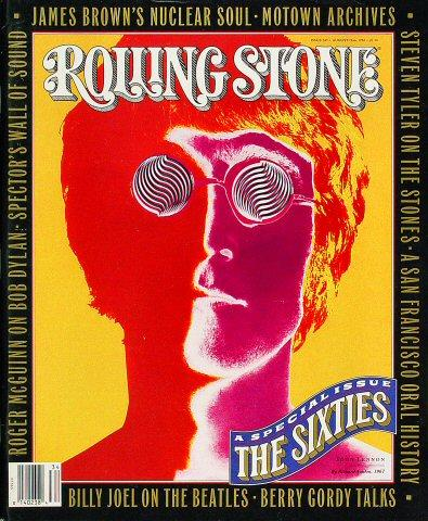 Rolling Stone Magazine August 23, 1990