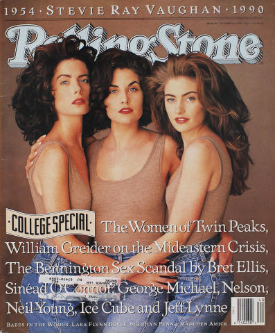 Rolling Stone Issue 588