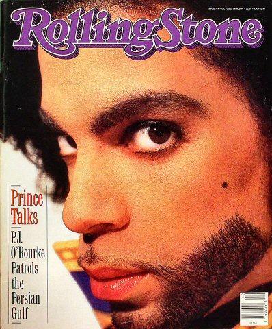 Rolling Stone Magazine October 18, 1990