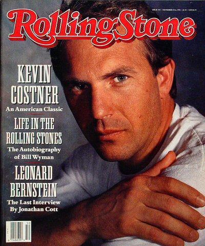Rolling Stone Magazine November 29, 1990