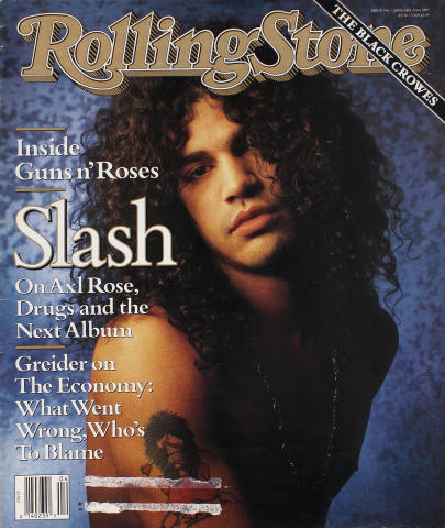 Rolling Stone Issue 596
