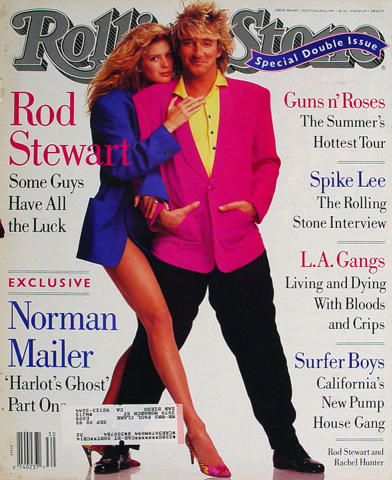 Rolling Stone Magazine July 11, 1991