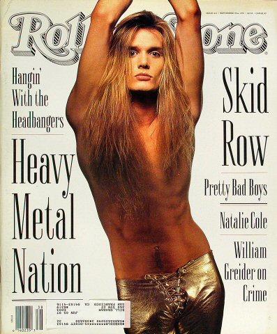 Rolling Stone Magazine September 19, 1991