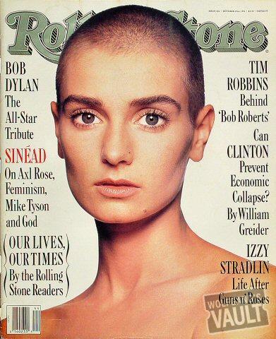 Rolling Stone Magazine October 29, 1992