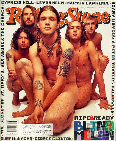 Rolling Stone Magazine November 11, 1993