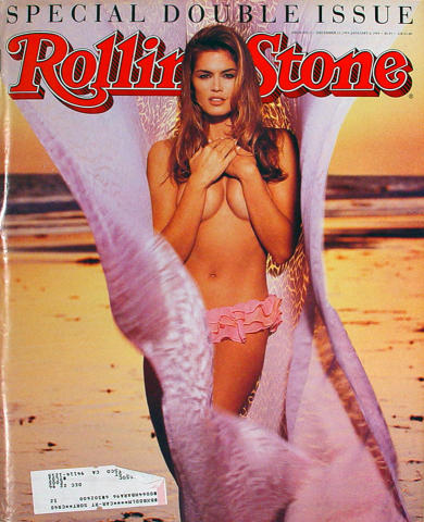 Rolling Stone Magazine December 23, 1993