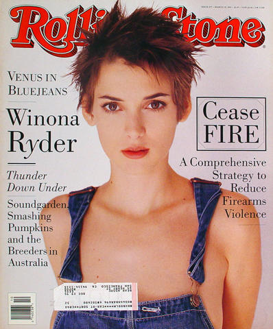 Rolling Stone Magazine March 10, 1994
