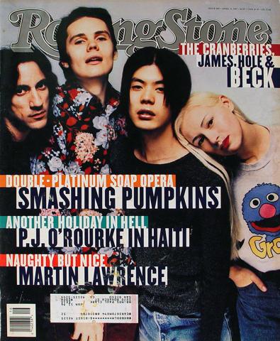 Rolling Stone Magazine April 21, 1994