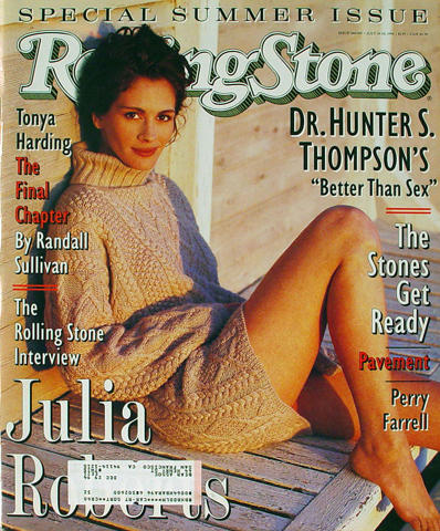 Rolling Stone Magazine July 14, 1994
