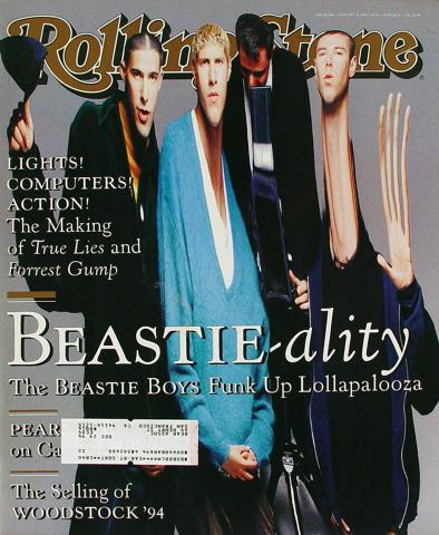 Rolling Stone Magazine August 11, 1994