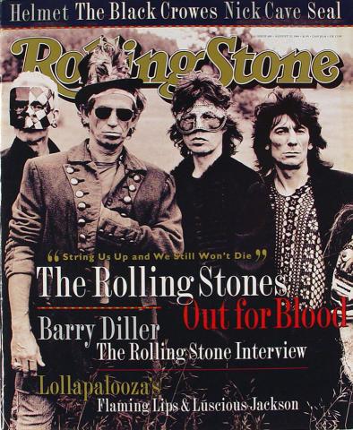Rolling Stone Magazine August 25, 1994