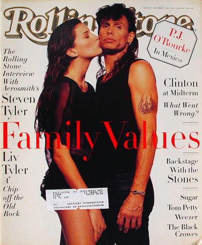 Rolling Stone Magazine November 3, 1994