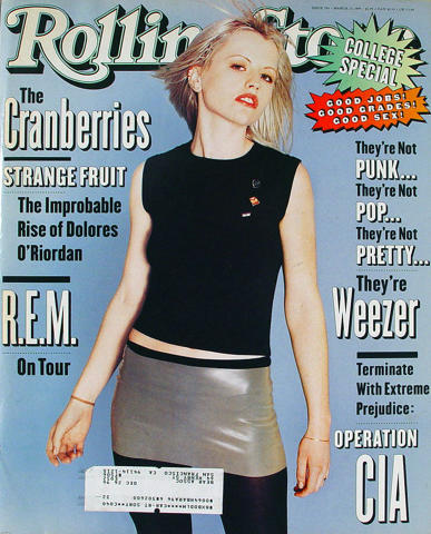 Rolling Stone Magazine March 23, 1995