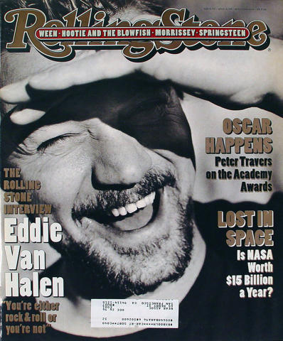 Rolling Stone Magazine April 6, 1995
