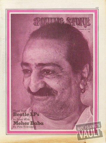 Rolling Stone Magazine November 26, 1970