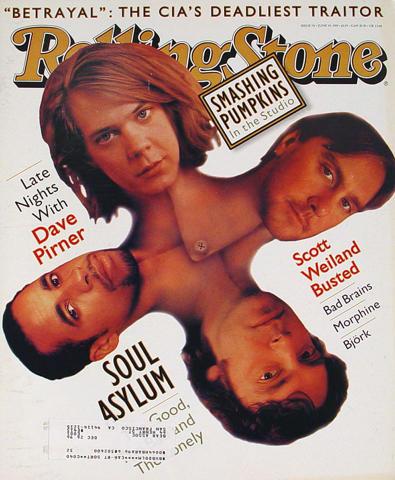 Rolling Stone Magazine June 29, 1995