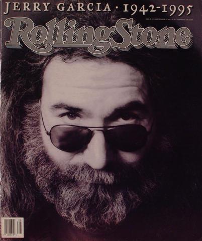 Rolling Stone Magazine September 21, 1995