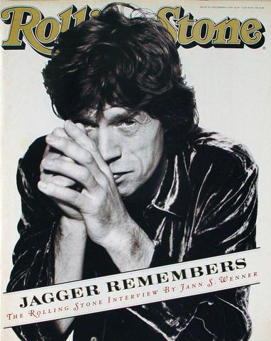 Rolling Stone Magazine December 14, 1995