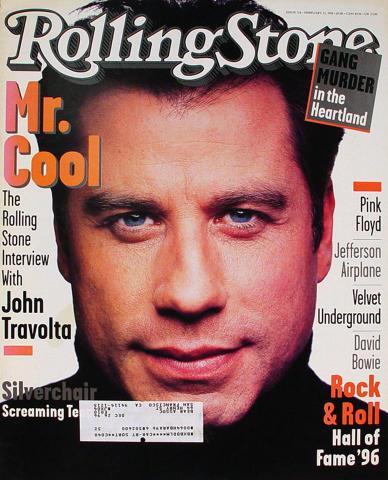 Rolling Stone Magazine February 22, 1996