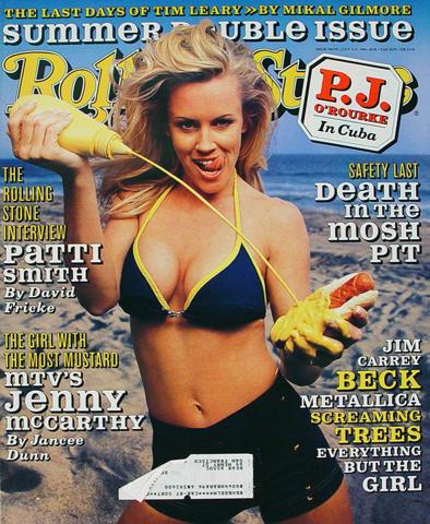 Rolling Stone Magazine July 11, 1996