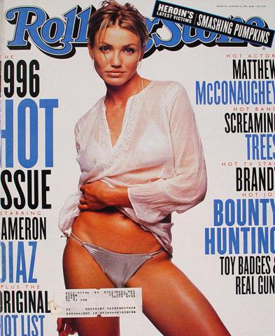 Rolling Stone Magazine August 22, 1996