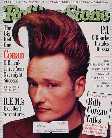 Rolling Stone Magazine September 19, 1996