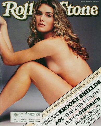 Rolling Stone Magazine October 3, 1996