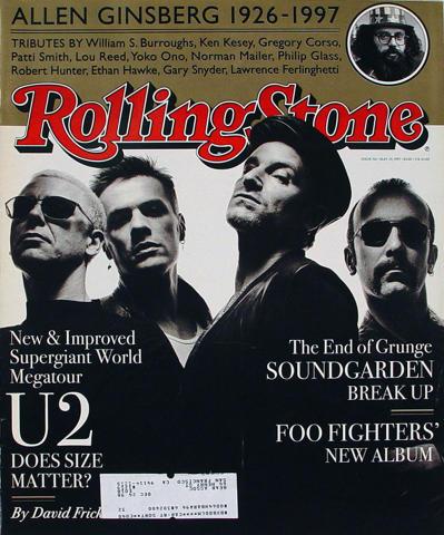 Rolling Stone Magazine May 29, 1997