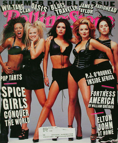 Rolling Stone Magazine July 10, 1997