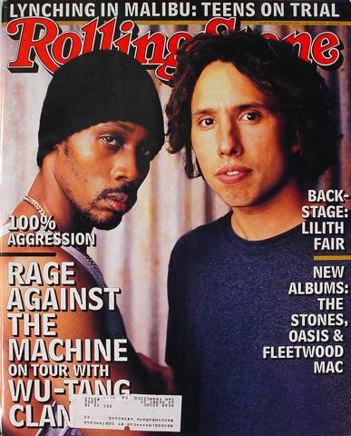 Rolling Stone Magazine September 4, 1997