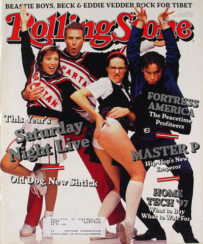Rolling Stone Magazine November 27, 1997