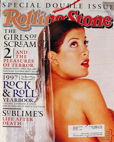 Rolling Stone Magazine December 25, 1997