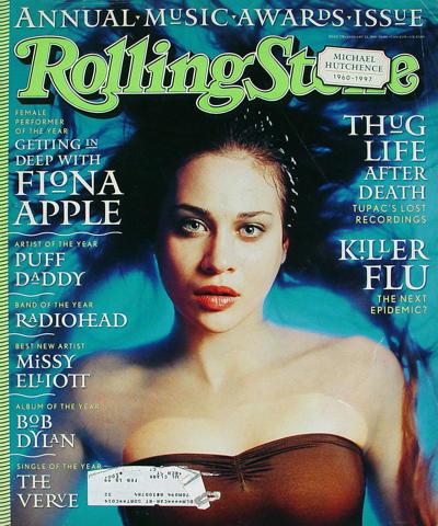 Rolling Stone Magazine January 22, 1998