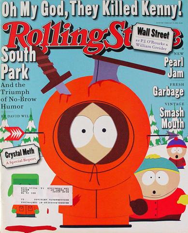 Rolling Stone Magazine February 19, 1998