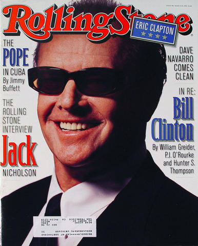 Rolling Stone Magazine March 19, 1998