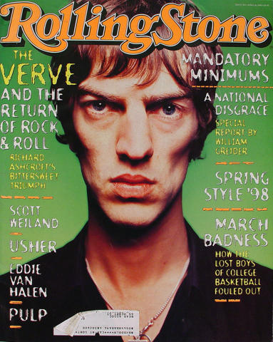 Rolling Stone Magazine April 16, 1998