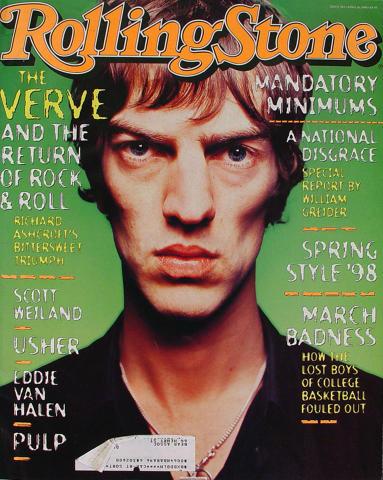 Rolling Stone Magazine April 16, 1998