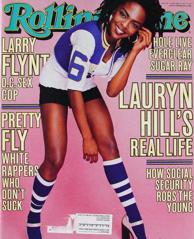 Rolling Stone Magazine February 18, 1999