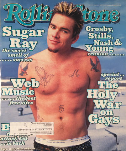 Rolling Stone Magazine March 18, 1999