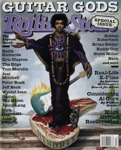 Rolling Stone Issue 809