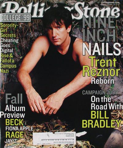 Rolling Stone Magazine October 14, 1999