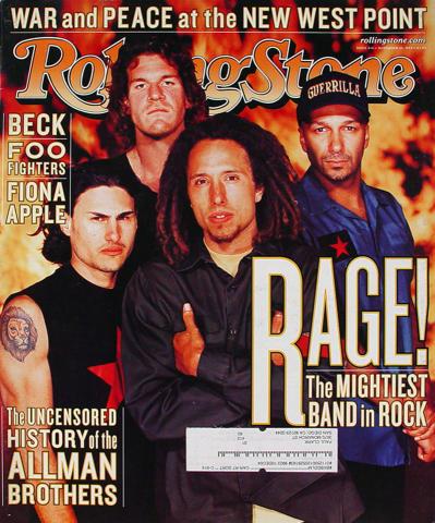 Rolling Stone Magazine November 25, 1999