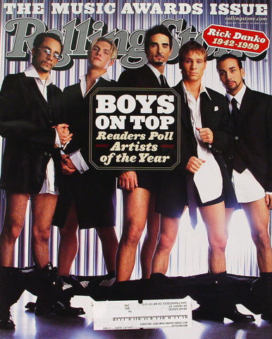 Rolling Stone Magazine January 20, 2000