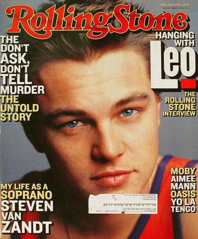 Rolling Stone Magazine March 2, 2000