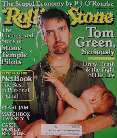 Rolling Stone Magazine June 8, 2000