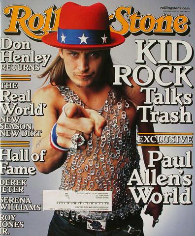Rolling Stone Magazine June 22, 2000
