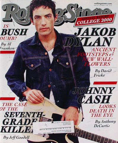 Rolling Stone Magazine October 26, 2000