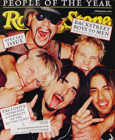 Rolling Stone Magazine December 14, 2000
