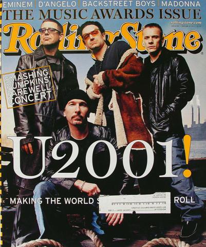 Rolling Stone Magazine January 18, 2001